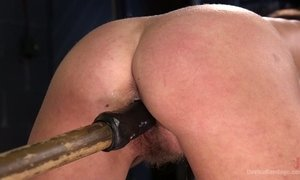 bondage, brunette, domination, mom nipples, orgasm