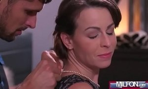 Housewife in stockings squirting(Caroline Ardolino) 01 video-18