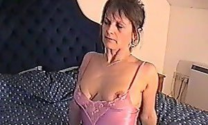 Yvonnes large  hard nipples