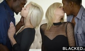 Elsa Jean and Zoey Monroe First BBC