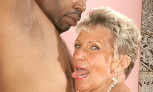 Big, Black Cock For A   Something MILF!