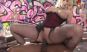 Big-chested songstress butt-banged best sex
