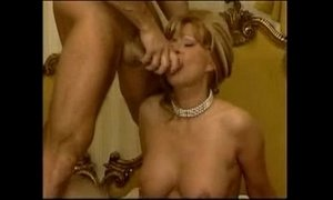 Hot german GILF babette blue