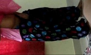 Chubby Young Bhavi Quickie Dick Ride